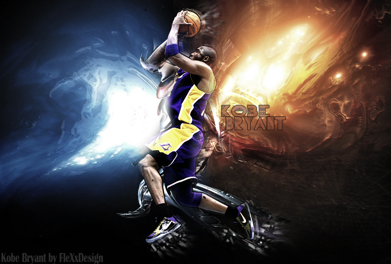 Kobe bryant wallpaper by flexxdesign on deviantart kobe bryant wallpaper by flexxdesign voltagebd Gallery