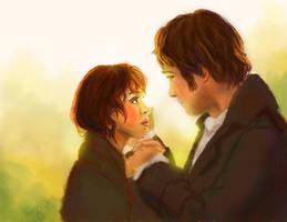 I love, I love, I love you. by TillyTally