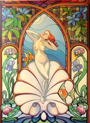 Aphrodite by gyurka