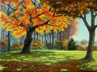 fall by gyurka