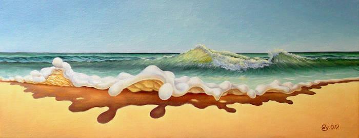 foam study by gyurka