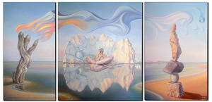 Patience Triptych