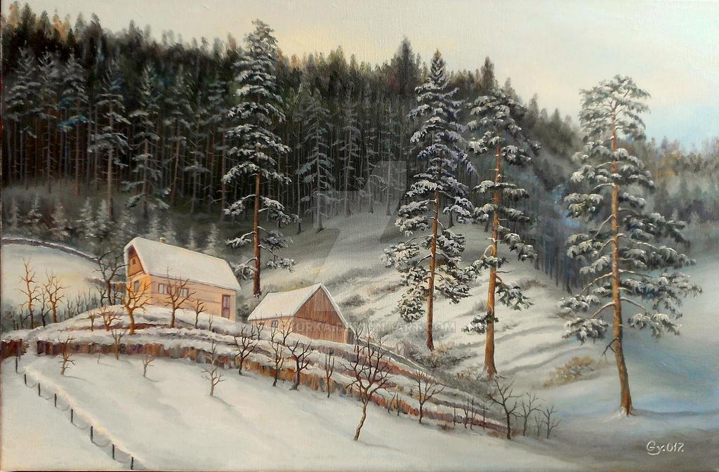 Winter 017 by gyurka