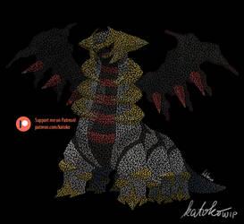 Giratina - altered   POKEMON