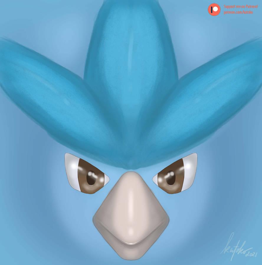 Articuno .Pokemon.