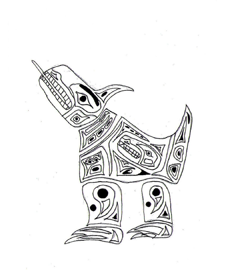 Native American Wolf Symbols Topsimages