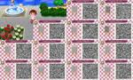 Ladosary Pathway Set - Animal Crossing NL QR [V2] by Hanae-Narahashi