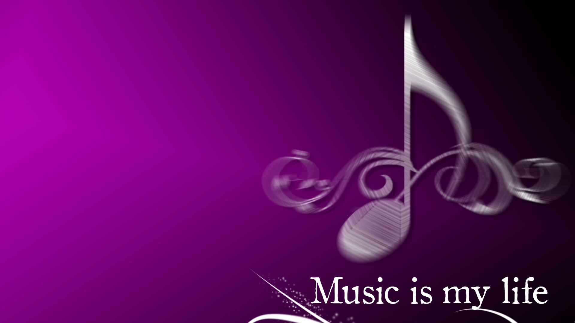 Music Is My Life 2 By Martincom On Deviantart