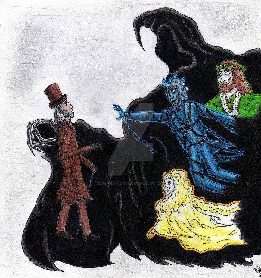 'Bah...Humbug' By Edward-Morte On DeviantArt