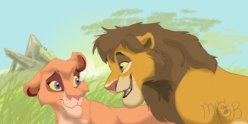 The lion king vitani and kopa - photo#24