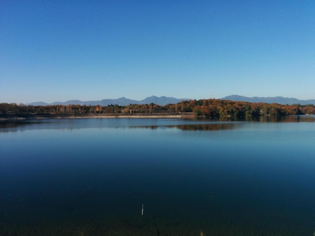 A Lake in Yokkaichi by Figgy5119