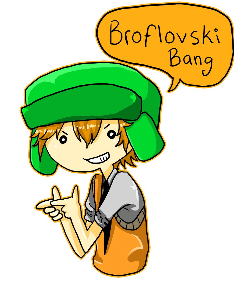 Broflovski BANG by OrangeSymphony