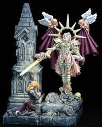 St. Celestine by sivousplay
