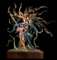 Dark Sisters by sivousplay