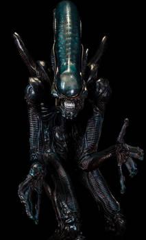 Alien Closeup