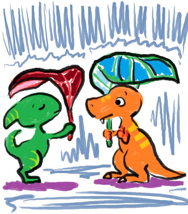 Dino1 by sribbleinc