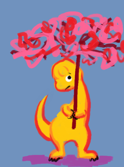 Dino3 by sribbleinc