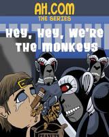 Monkeys by Alex-Claw