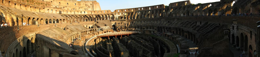 Coloseum by dpaulo