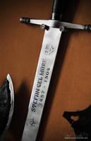 Stefan cel Mare's sword by dpaulo