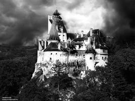 Bran Castle Romania by dpaulo