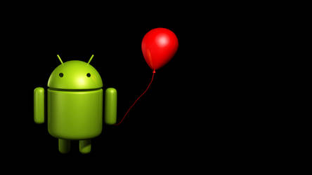 Android Balloon by Kyckling