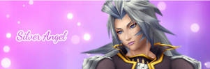 Kuja - Silver Angel (Signature) by Ushinau