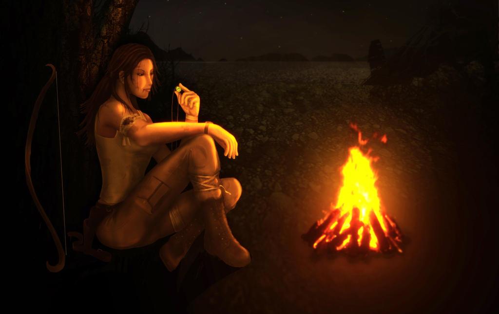Tomb Raider Reborn Contest by coidragon
