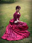1883 Worth Reception Gown