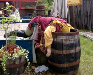 Drunken Pirate
