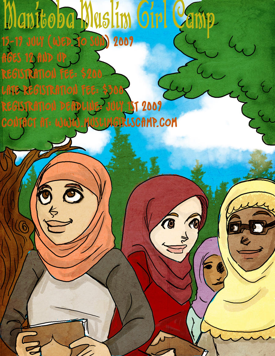 camp single muslim girls Girls camp monday 13th – thursday 16th august 2018 venue: phasels wood, rucklers lane, kings langley age: 10-15 years old  ahlulbayt islamic mission (aim.