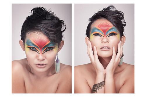 Phoenix Face by zakyakbar