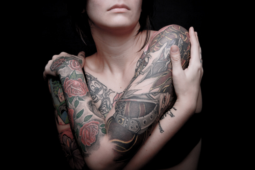 a tattoo by zakyakbar
