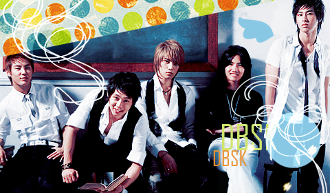 DBSK Colorful by xsinfullyxtangyx