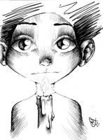 myself and light by Maskim11