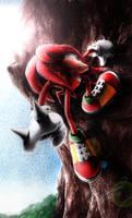 Angel Island's Guardian by JA-punkster