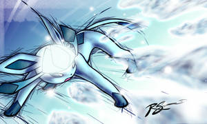 Glaceon's Ice Shard