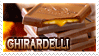 Ghirardelli Stamp by JA-punkster