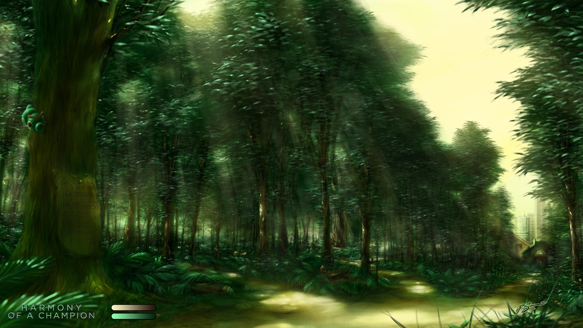 Viridian Forest Viridian_forest_wcp_by_ja_punkster-d9hixyr