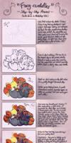 Foxy cuddles - Step-by-Step Process