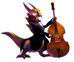 Presenting... Haxorus on the Bass!