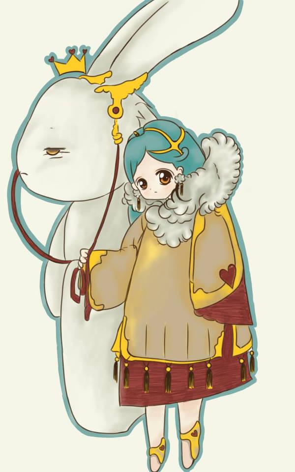 Anime indie by Nadeshyn
