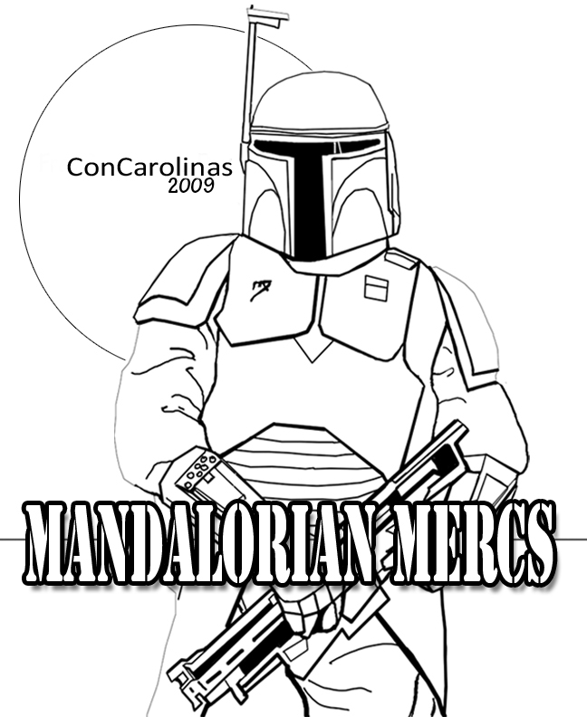 Mandalorian Coloring Pages Coloring Pages Mandalorian Coloring Pages