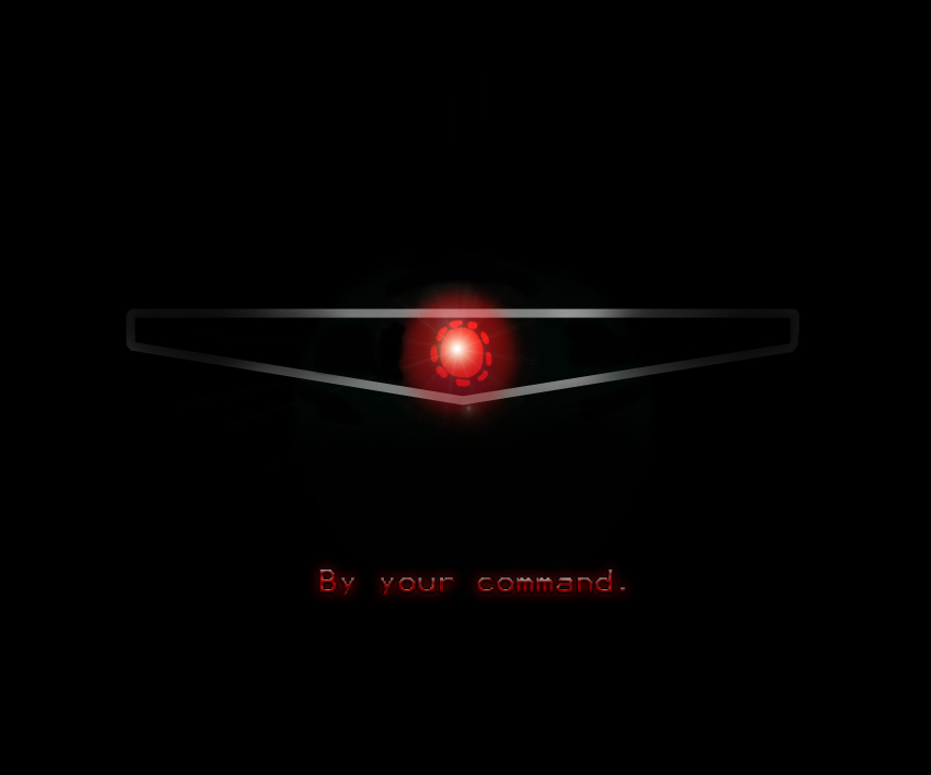 Cylon eye Wallpaper by AtomicWarpin