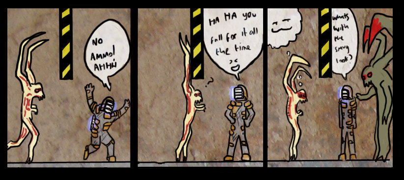 Issac Adventures 6: Failed by AtomicWarpin