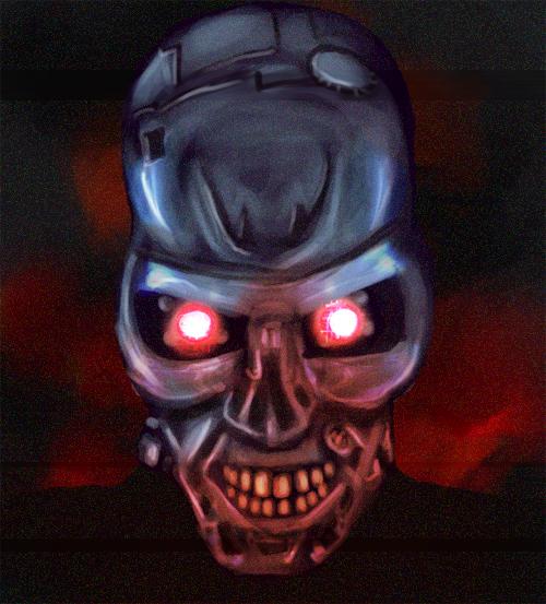 Terminator reveal by AtomicWarpin