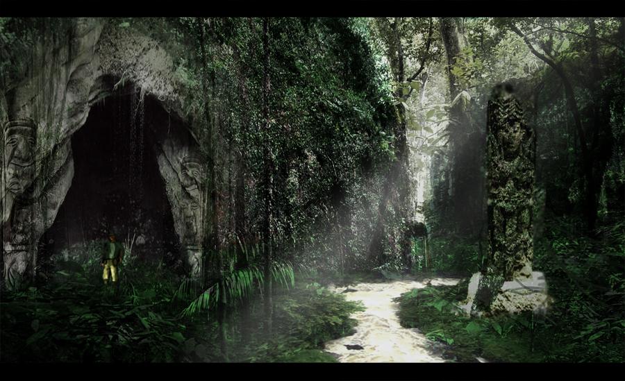 Jungle by AtomicWarpin