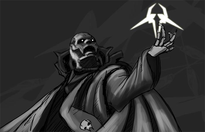 Skulltist by AtomicWarpin