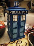 Doctor Who Hama Beads by SewManyTeddies
