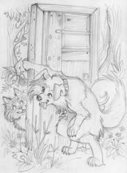Door to the wild
